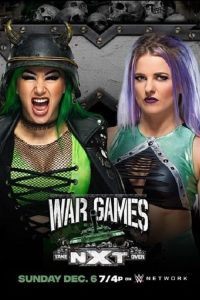 NXT TakeOver: WarGames 2020
